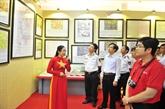 Exposition Hoàng Sa, Truong Sa du Vietnam à Phu Quôc