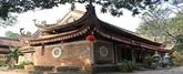 Hanoï : des diplomates étrangers découvrent la pagode Tây Phuong