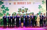 LIrlande organise lévénement verdir Hanoï et la journée culturelle irlandaise