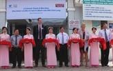 Des organisations néerlandaises soutiennent lHôpital dophtalmologie de Vinh Long