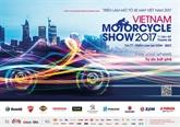 Plus de 100 modèles de moto à l'exposition VMCS 2017 à Hô Chi Minh-Ville