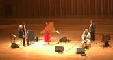 Le trio L'Âme des poètes crée une soirée pleine d'émotions à Hanoï
