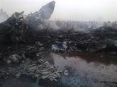 Un avion de ligne s'écrase au Soudan du Sud : au moins 37 blessés