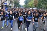 Hanoï fait écho à la campagne Heure de la Terre 2017