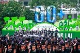 Plus de 2.000 étudiants participent à lHeure de la Terre 2017