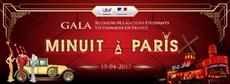 Le gala des anciens étudiants en France 2017 prévu à la mi-avril à Hanoï