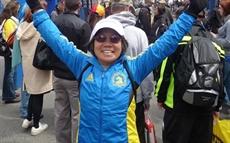 À 70 ans, elle court 7 marathons sur les 7 continents en 7 jours