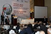 Forum d'affaires Vietnam-Israël à Hô Chi Minh-Ville