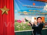 Publication d'un livre sur le marché vietnamien en République tchèque