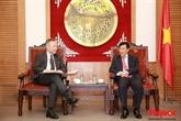 Hô Chi Minh-Ville veut coopérer avec les localités francophones