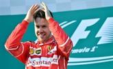 Grand Prix d'Australie : Vettel retrouve le goût de la victoire devant Hamilton