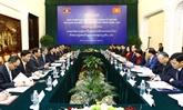 Une efficacité accrue pour la coopération Hanoï - Vientiane