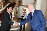 Hô Chi Minh-Ville soutient toujours le projet de lUniversité Fullbright Vietnam