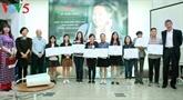 Concours mondial déloquence en anglais EF Challenge 2017 au Vietnam