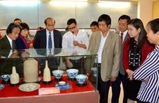 Exposition de 500 anciens objets de la préhistoire au XIXe siècle à Phu Tho