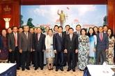 Vietnam-Laos : intensifier la coopération entre Hô Chi Minh-Ville et Vientiane