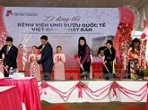 Mise en chantier de lhôpital international doncologie Vietnam-Japon