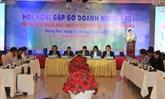 Dông Nai résout les difficultés des entreprises issues de lIDE