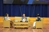 Francophonie : entretien avec la célèbre journaliste Christine Ockrent