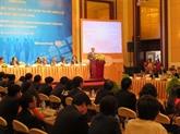 Conférence de lASEM sur linnovation pédagogique à Huê