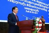 Le Vietnam partage ses expériences de gestion fiscale et douanière avec le Laos
