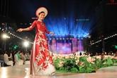 Ouverture de la fête de láo dài de Hô Chi Minh-Ville 2017