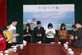 La Croix-Rouge vietnamienne lance le programme Les jardins potagers de Truong Sa