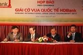 Plus de 230 joueurs attendus au Tournoi international déchecs HDBank