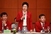 Elle est la «Dame de fer» du tir sportif vietnamien