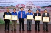 Village damitié des jeunes des frontières, symbole de la solidarité Vietnam-Laos