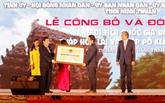 Les tours Cham à Ninh Thuân reconnues site national spécial