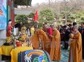 À Séoul, une grande messe de requiem pour les héros de Gac Ma