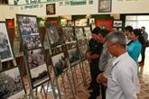 Le photojournaliste Minh Lôc expose des moments historiques du pays