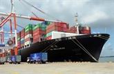 Un cargo de 160.000 tonnes mouille au port de Tân Cang Cai Mep-Thi Vai