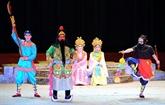 Un metteur en scène singapourien met le théâtre tuông à l'honneur