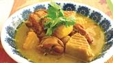 Curry de poulet à la vietnamienne