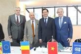 Le Vietnam et la Roumanie renforcent leur coopération au commerce