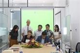 La ville de Dà Nang coopère avec lIrlande pour assister les start-up