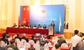 Le Comité olympique du Vietnam tient son 5e congrès à Hanoï