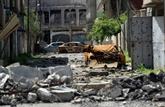 La bataille de Mossoul a fait près de 500.000 déplacés