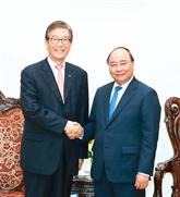La KDB souhaite contribuer au développement socioéconomique du Vietnam