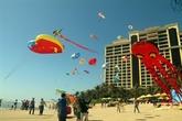 La plage de Tam Thanh accueillera un festival international de cerf-volant