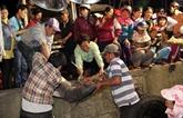 Le rétablissement des activités de pêche suite au scandale de Formosa
