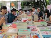Journée des livres à la Bibliothèque nationale du Vietnam