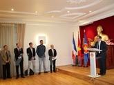 Le constructeur français Peugeot Scooters officie son retour au Vietnam
