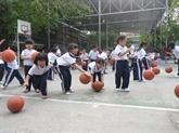Redonner au sport scolaire et périscolaire toute sa place