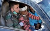 Syrie : l'évacuation de localités assiégées a repris après un attentat