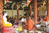 La fête Chôl Chnam Thmây des Khmers