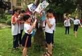 Ouverture de la Journée des livres à la bibliothèque nationale du Vietnam