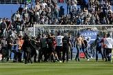Incidents Bastia-Lyon : le SCB sur terrain neutre et à huis clos son prochain match à domicile
